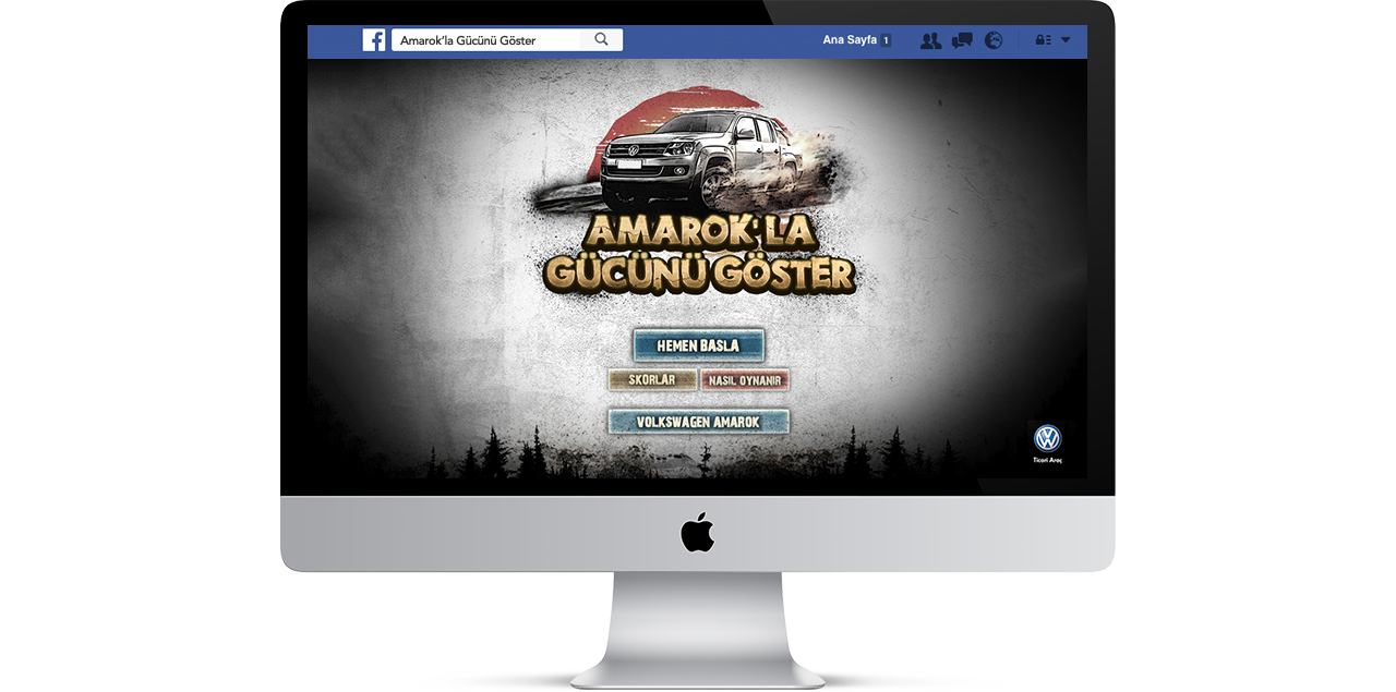 Experience the power with Amarok